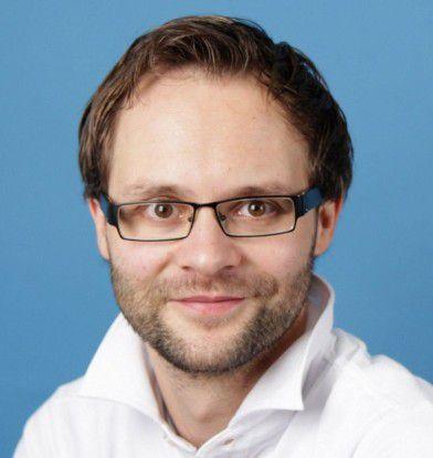 Patrick Ruppelt, Geschäftsführer von pr itk Solutions