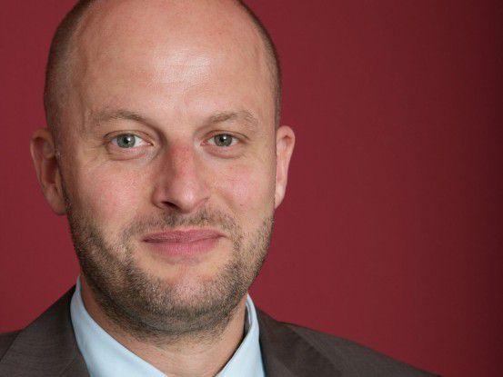 Jochen Erlach ist ab dem 1. Mai 2013 Geschäftsführer der HP Deutschland GmbH