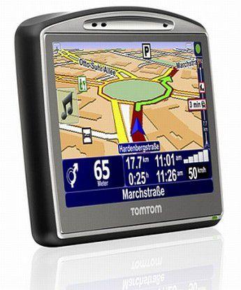 Tomtom Go 720T: Neben TMC auch TMC-PRo-fähig