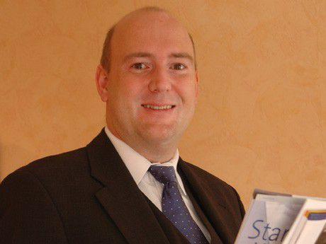 Clemens Blauert ist Abteilungsleiter IT vom Evangelischen Johannesstift.
