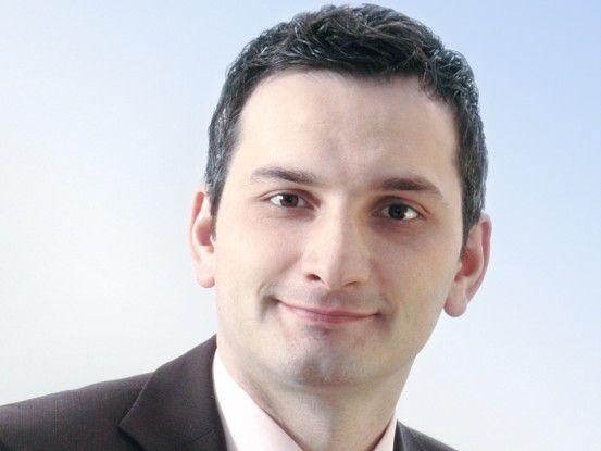 """Marco di Filippo, Compass: """"Bei der Rekrutierung neuer Mitarbeiter verlassen wir uns auf unsere Menschenkenntnis und unser intensives Auswahlverfahren."""""""