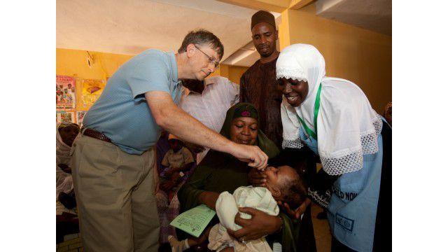 """Bill Gates: """"Klimawandel ist die größte Herausforderung der Menschheit"""""""