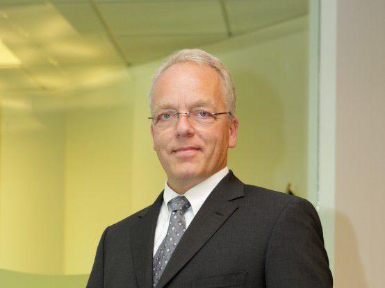 Wolfgang Gaertner, CIO der Deutsche Bank PBC