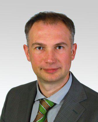 """""""Für uns sind Datenbanken nicht nur ein dummer Speicherort, sondern eine ganze Technologiewelt"""", sagt Andriy Terletskyy, leitender Datenbankarchitekt bei Berenberg."""