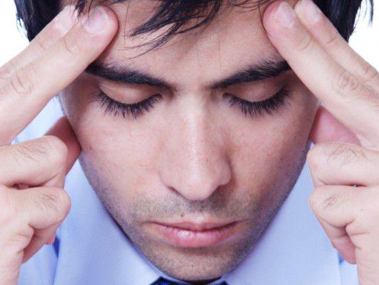 Unter Stress trifft man anders Entscheidungen. Man achtet mehr auf die positiven Auswirkungen der Entscheidung.