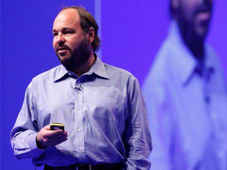 VMware-Chef Paul Maritz