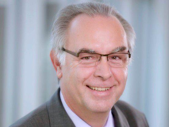 Martin Limpert ist Leiter Organisation und IT von Preh.