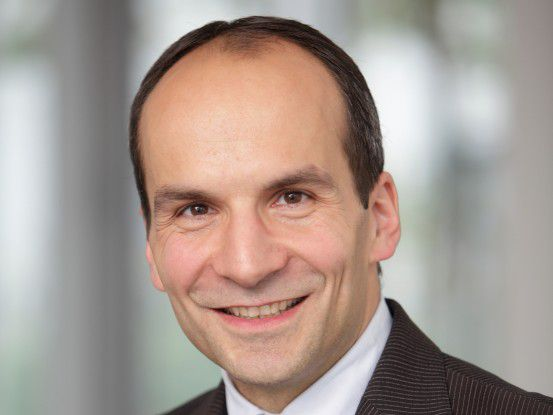 Manuel Fischer von Cetrel ergatterte den 1. Preis in der Kategorie Mittelstand.