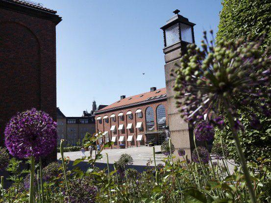 Die Königlich Technische Universität in Stockholm hat sich im NordSecMobProgramm auf Kommunikations-System-Design spezialisiert.