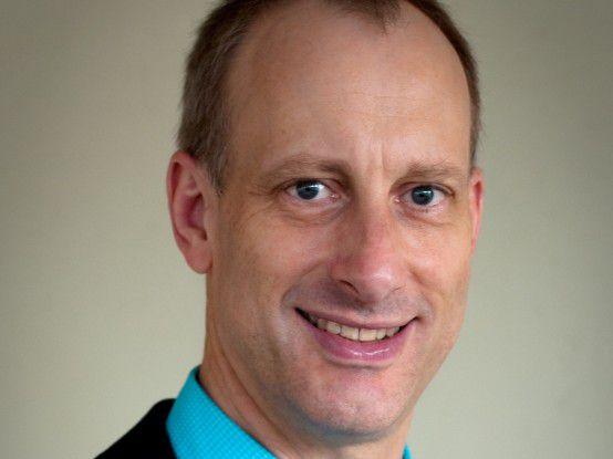 Jan Falck-Ytter ist IT-Abteilungsleiter bei der Bader GmbH & Co. KG.