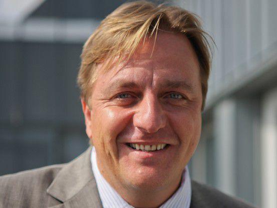Axel Daiber ist IT-Abteilungsleiter bei der ND SatCom.