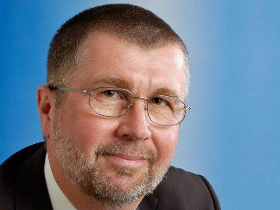 Knut Deimer ist IT-Abteilungsleiter bei der Berliner Flughäfen.