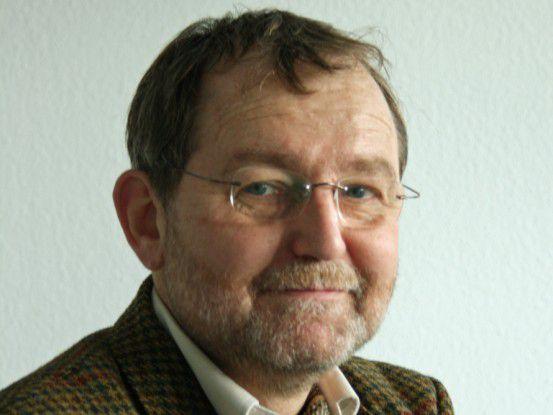 Wilfried Lyhs ist Director global IT Management und CIO bei Lurgi.