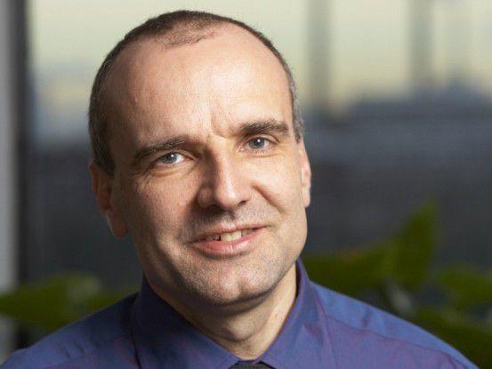 Matthias Moritz ist CIO bei Bayer HealthCare.