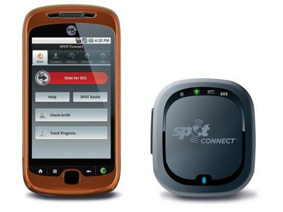 Gruppenbild: App und Gerät