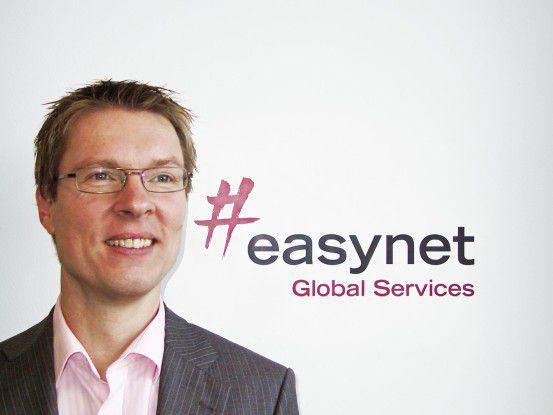 """Oliver Jochims, Easynet: """"Seriöse Firmen sind an einer leistungsgerechten Bezahlung zu erkennen. Scheuen Sie sich deshalb nicht, einen realistischen Gehaltswunsch anzugeben."""" Bild: Easynet"""