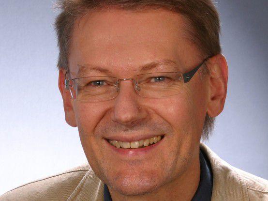 """Uwe Baumgarten, TU München: """"Jeder, der bei uns studieren möchte, muss an einem Auswahlverfahren teilnehmen."""""""