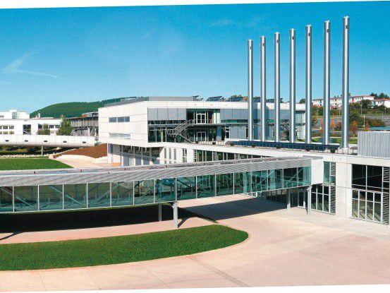 Das Viessmann Energiezentrum