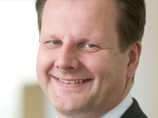Kann sich ein Leben ohne Tablet nicht mehr vorstellen: SAP-CIO Oliver Bussmann