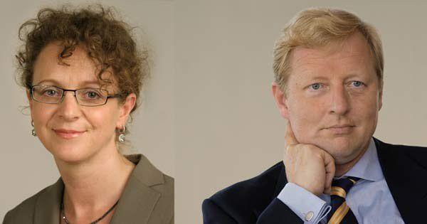 Ute Schäfer und Peter Stubbe, Geschäftsführer der Leipziger Wohnungs- und Baugesellschaft, setzen nun auf SAP-ERP mit Branchentemplate.