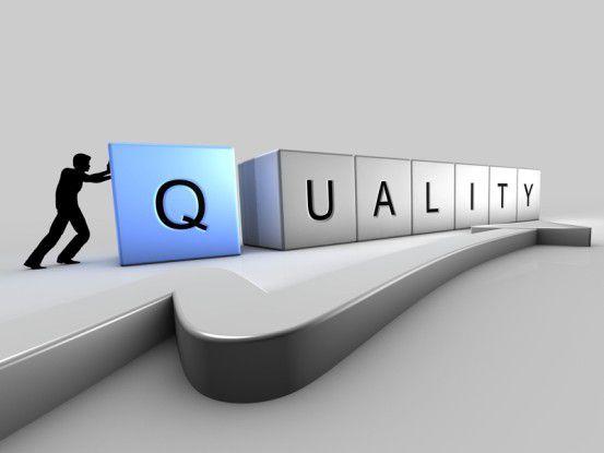 Blindes Vertrauen in die Datenintegrität, sobald die Qualitätssicherung tätig war, kann gefährlich werden.