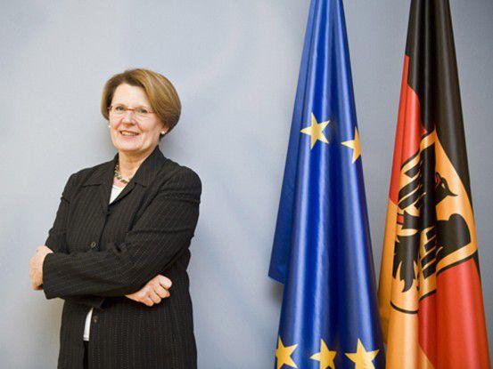Cornelia Rogall-Grothe, Beauftragte der Bundesregierung für Informationstechnik.