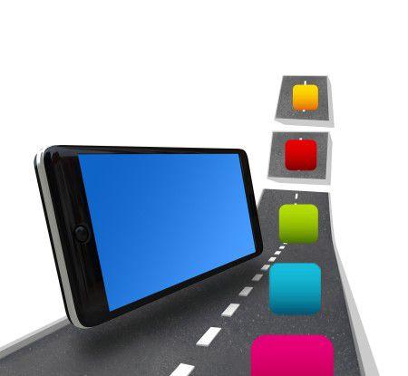 Mit den richtigen Tipps muss der Weg zur eigenen Business App nicht lang und steinig sein.