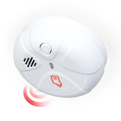 FireText Smoke Alarm