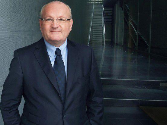 GFT-Chef Ulrich Dietz ist für den Rest des Jahres optimistisch.