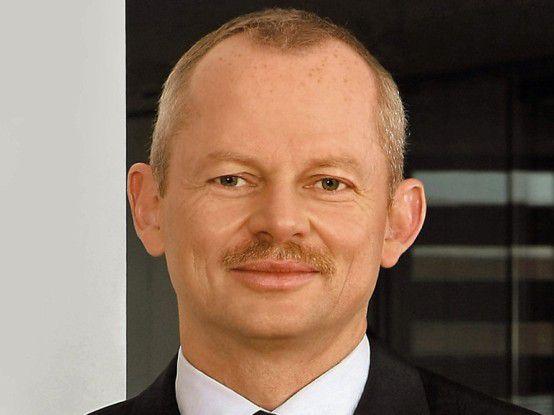 Infineon-Chef Peter Bauer blickt zuversichtlich in die Zukunft.