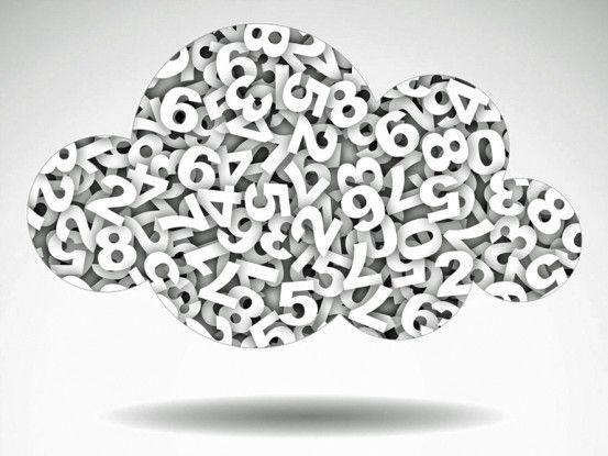 Die Cloud in Zahlen