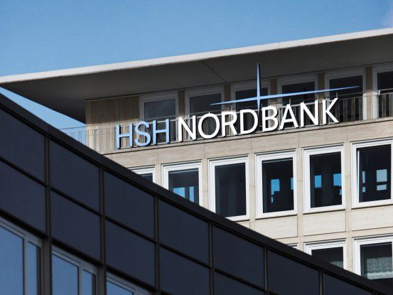 HSH-Nordbank-Zentrale in Kiel