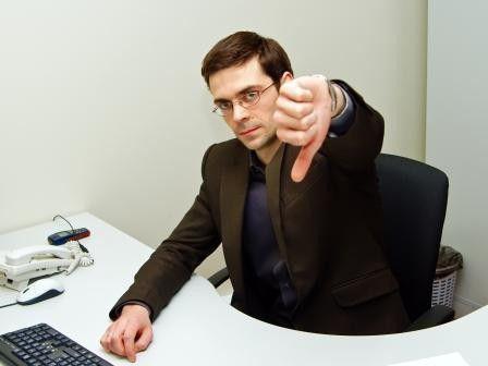 Nicht jeder Firmenchef ist vom Feedback seiner Mitarbeiter begeistert.