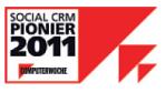 Social CRM Pionier 2011