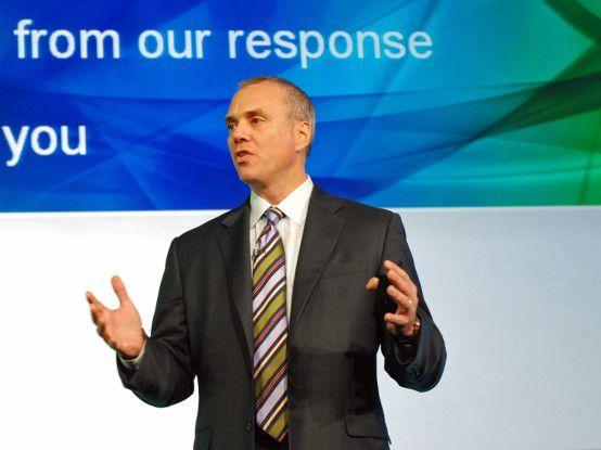 Tom Heiser möchte die IT-Security näher an die Geschäftsprozesse heranführen.