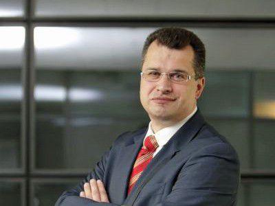 Markus Bentele, Corporate CIO und Corporate CKO bei der Rheinmetall AG.