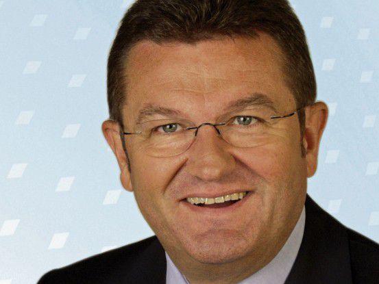 Franz Josef Pschierer, Staatssekretär im Bayerischen Staatsministerium der Finanzen und IT-Beauftragter der Bayerischen Staatsregierung.
