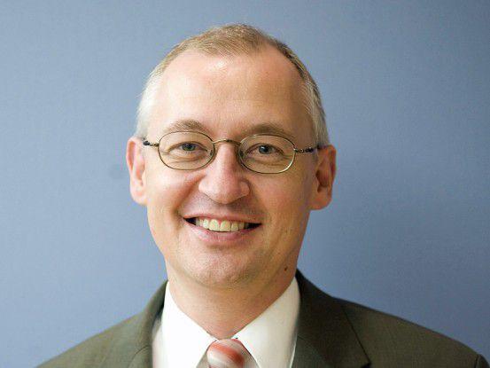 Martin Schallbruch, IT-Direktor beim Bundesministerium des Innern.