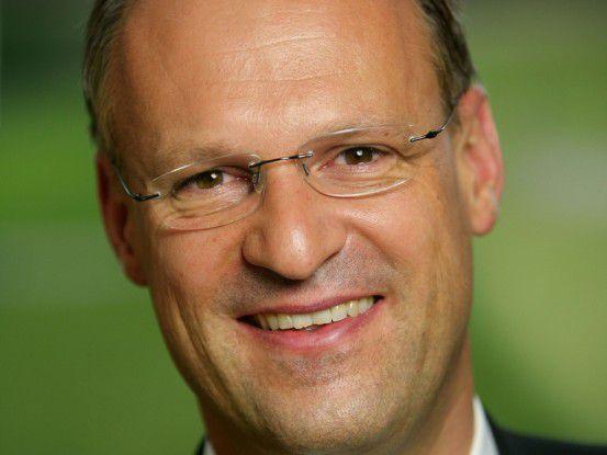 Ralf Weißbeck, Managing Director bei der Deutschen Post DHL.