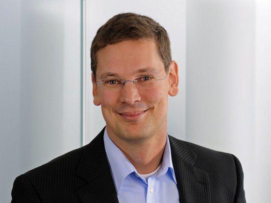 Carsten Bernhard, IT-Chef von Autoscout24.