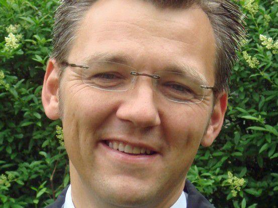 Peter Ringbeck, CIO bei der Deutsche Genossenschafts-Hypothekenbank.