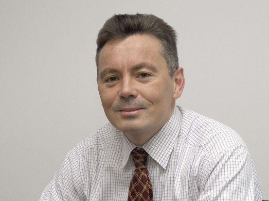 Uwe Suhl ist IT-Leiter bei der INTERBODEN-Gruppe.