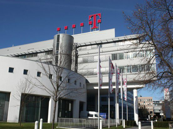 Die Konzernzentrale der Telekom in Bonn