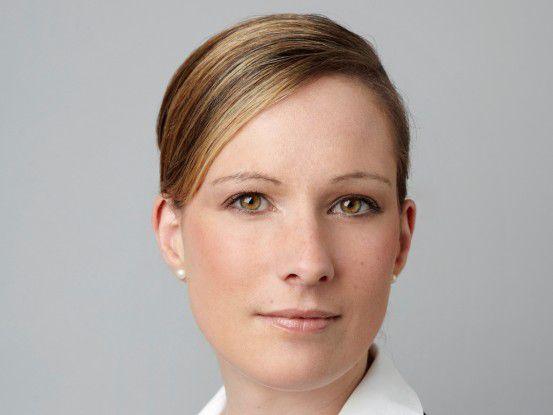 """Nina Diercks: """"Aus einer Duldung entspricht nicht gleich das Recht zum Privatsurfen."""""""