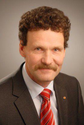 """BBK-Präsident Christoph Unger: """"Bisher lag unser Fokus auf der physischen Infrastruktur."""""""