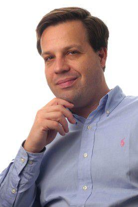 Talend-Marketingleiter Yves de Montcheuil sieht sein Unternehmen auf dem richtigen Weg.