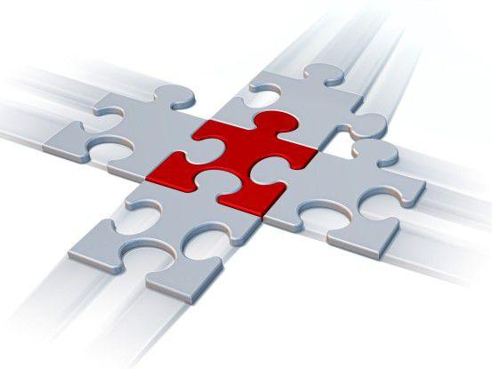 Im Mittelpunkt der Produktion steht heute der Faktor Information.