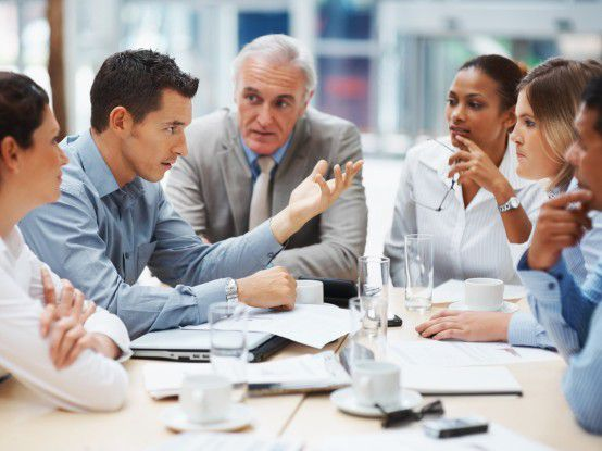 Gemischte Teams arbeiten kreativer und innovativer als homogene Gruppen.