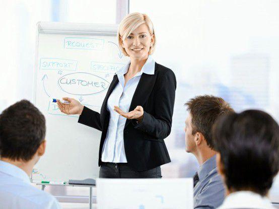 Wer sich gut artikulieren kann, kommt auch beruflich schneller ans Ziel.