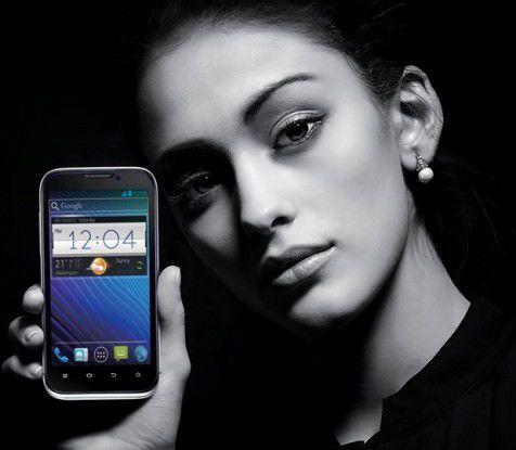 Erstes ZTE-Smartphone mit Quadcore-CPU